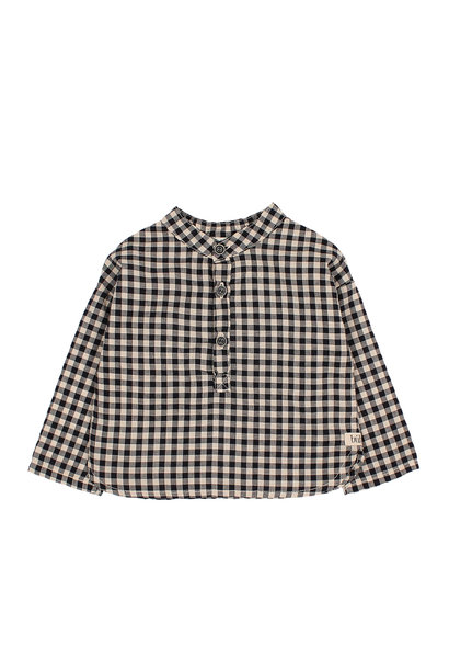 Paul Baby vichy shirt
