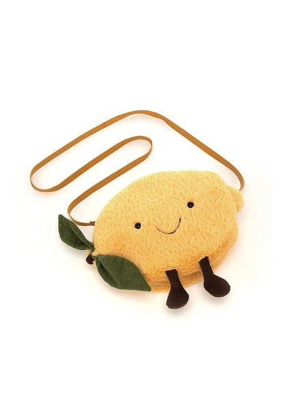 Amuseable Lemon Bag