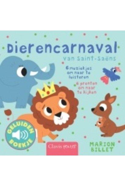Geluidenboekje: Dierencarnaval