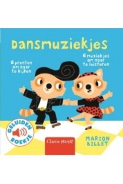 Geluidenboekje: Dansmuziekjes