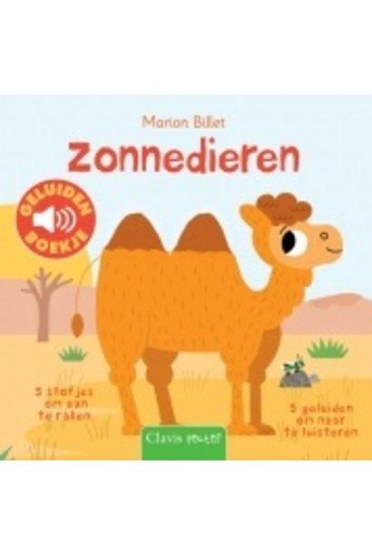 Geluidenboekje: Zonnedieren