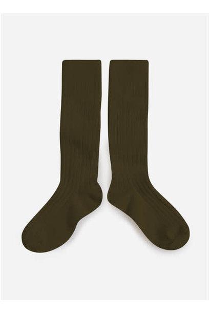 Knee Socks 'La Haute' Cactus de Mexique