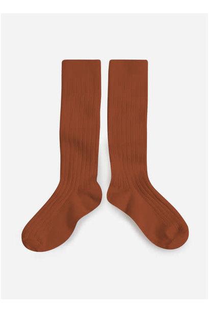 Knee Socks 'La Haute' Pain d'Epice