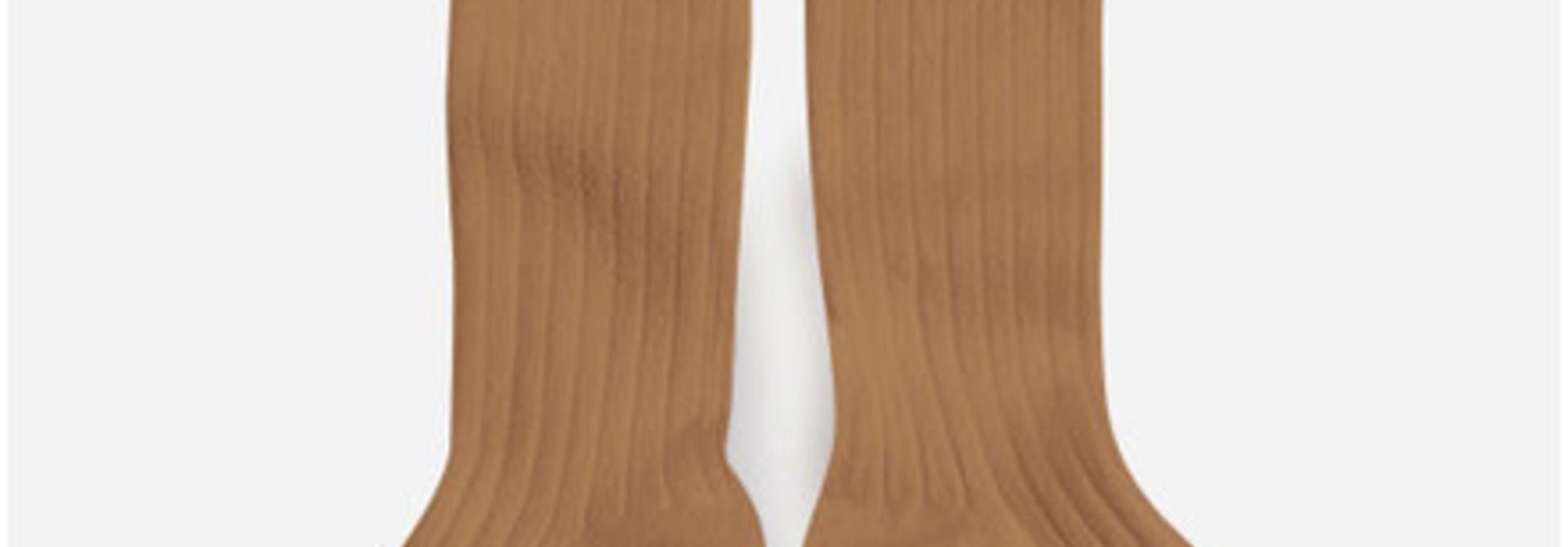 Knee Socks 'La Haute' Caramel de beurre de salé