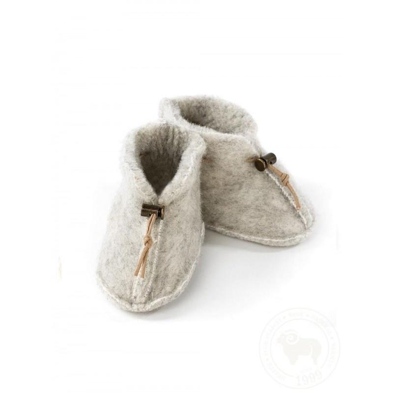Baby Slipper Emo Wool-2