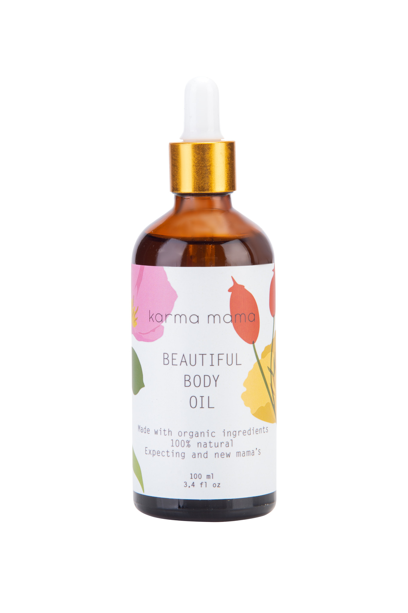 Beautiful Body Oil-1