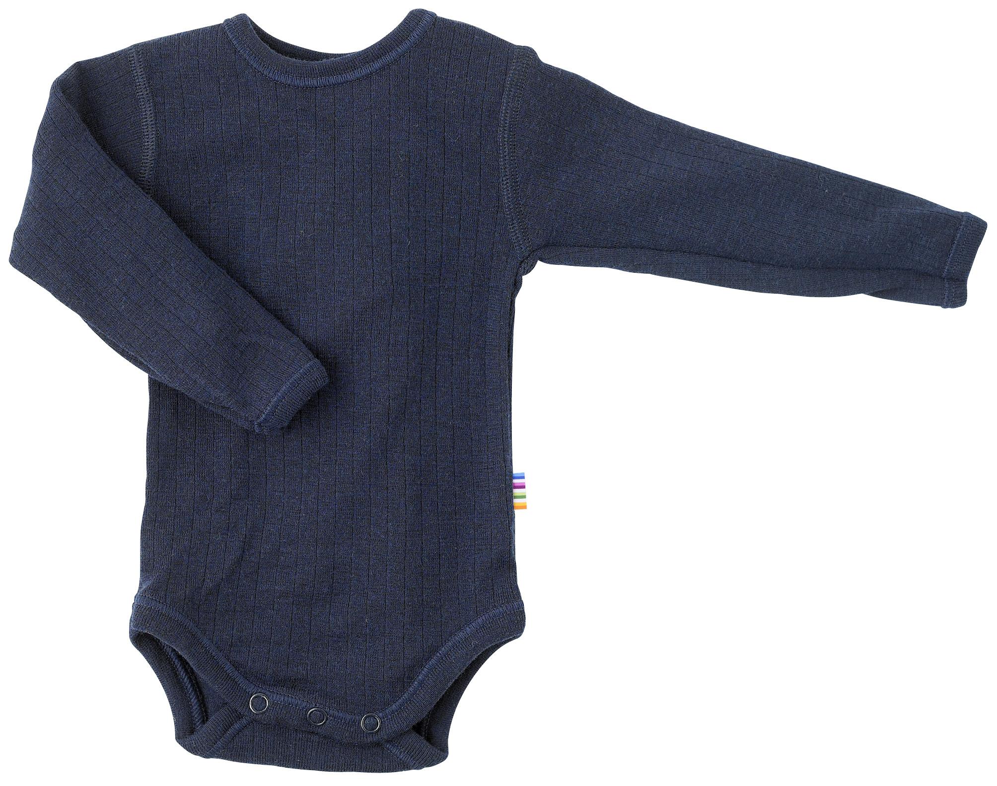 Body longsleeve - merino wool-1