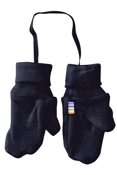 Baby mittens - merino wool