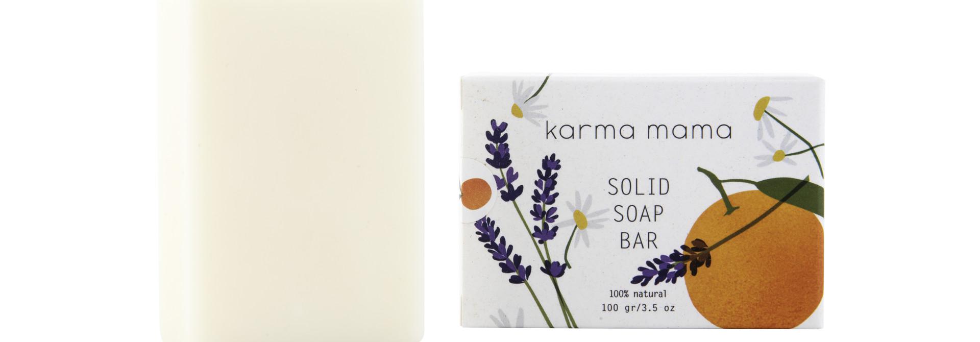 Solid Soap Bar