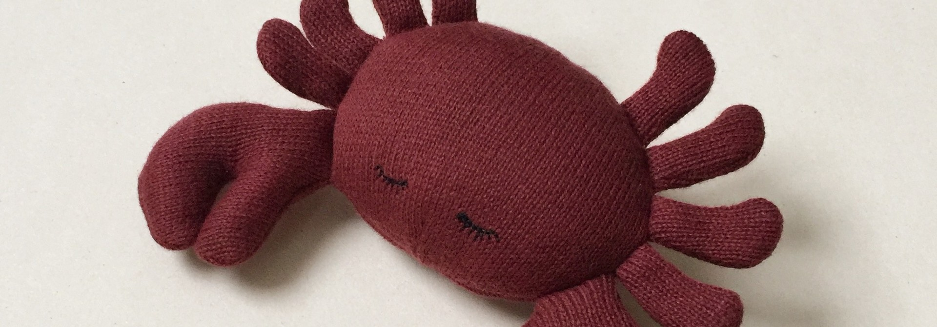 Mini krab rammelaar