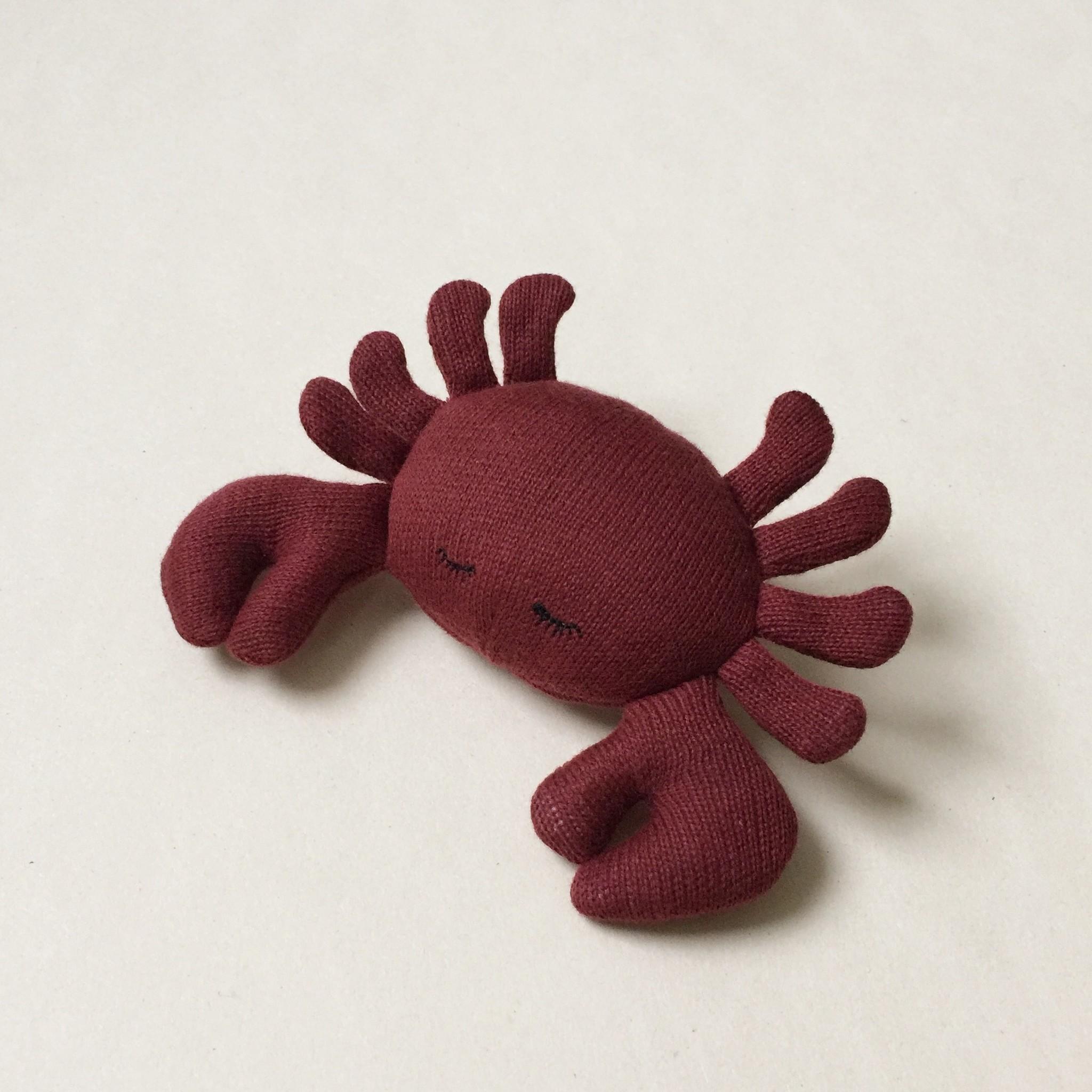 Mini krab rammelaar-1