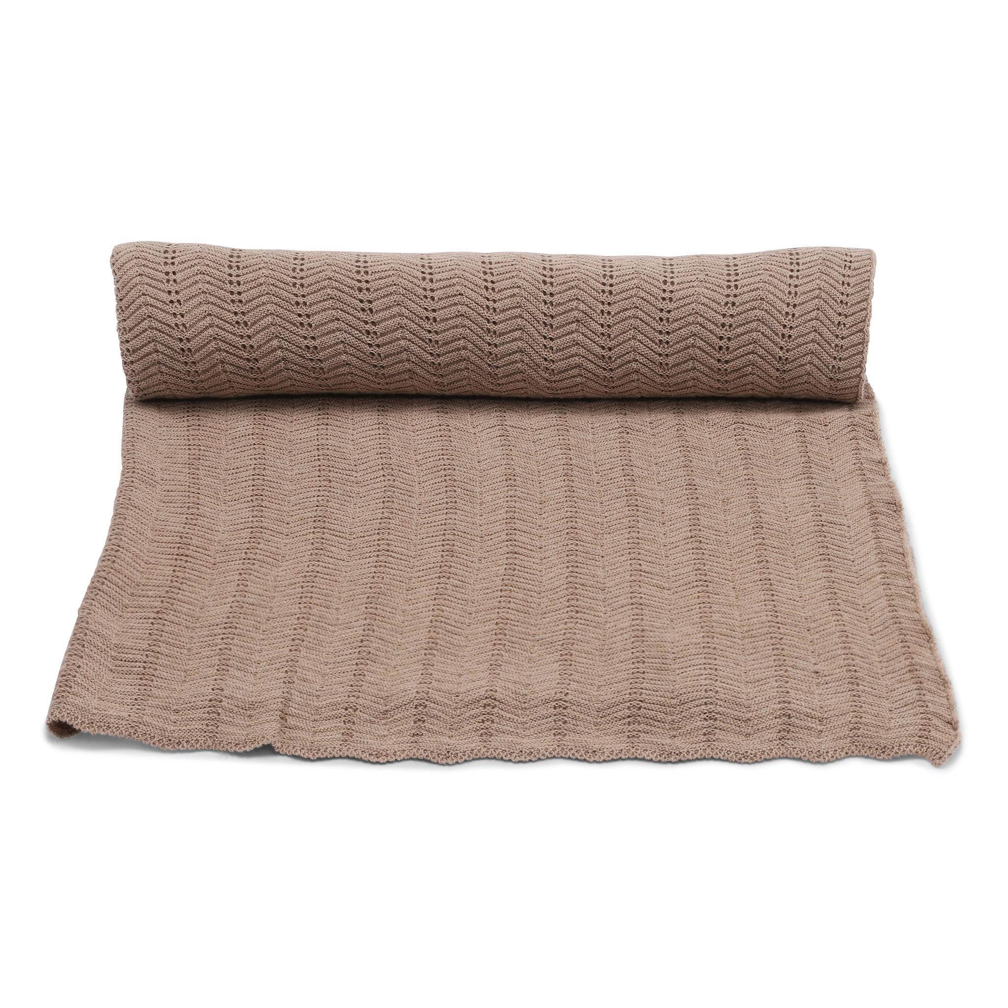 Baby blanket Pointelle Deux-1