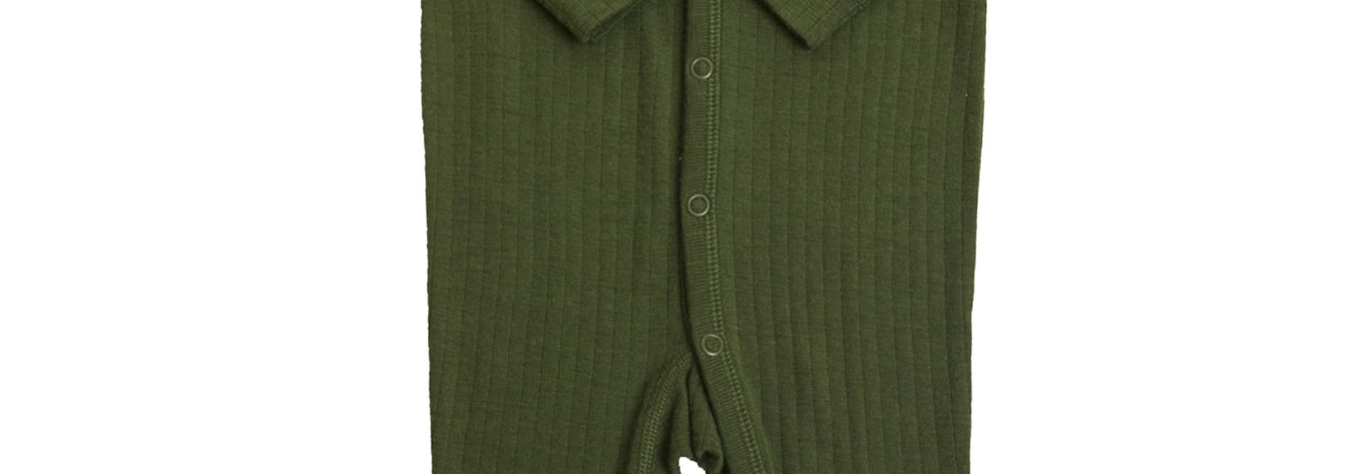 Jumpsuit - merino wool