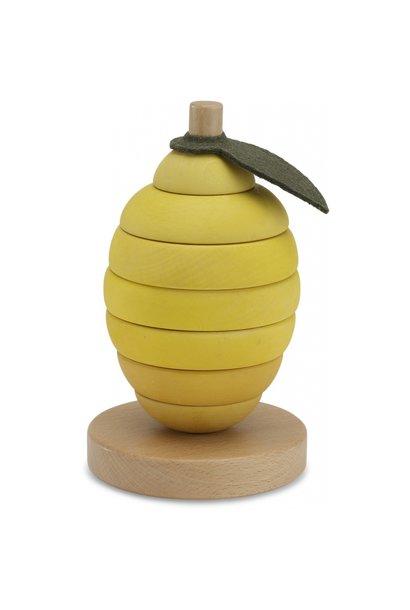 Stapeltoren citroen