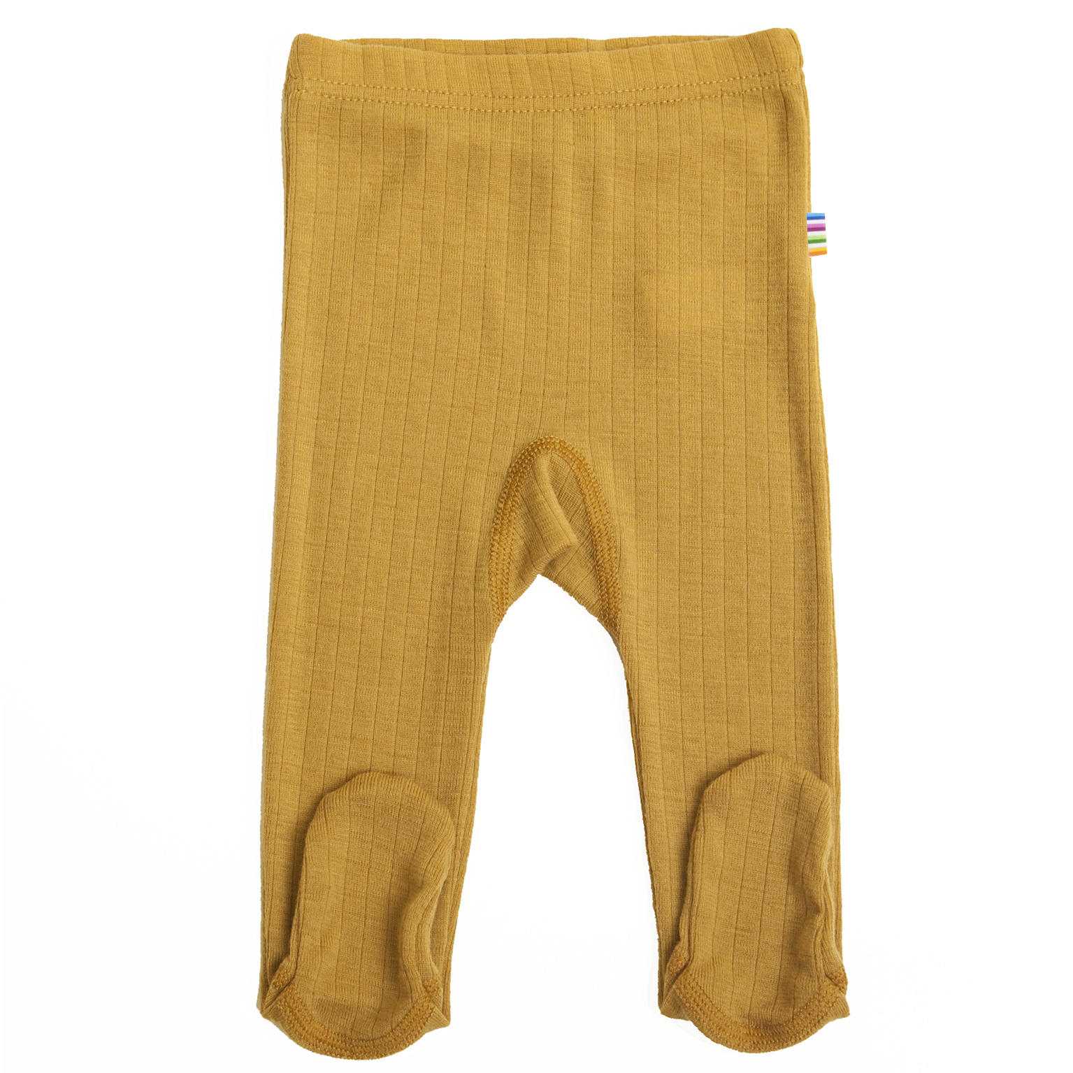 Baby pants with foot - merino wool-2