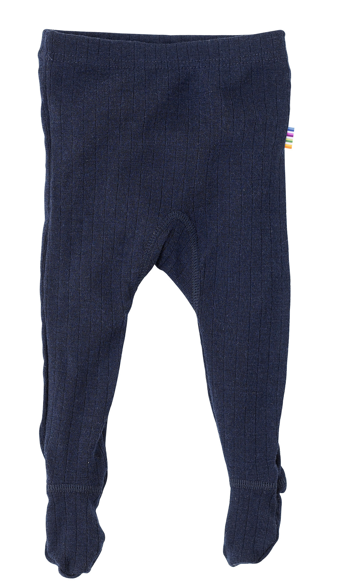 Baby pants with foot - merino wool-5