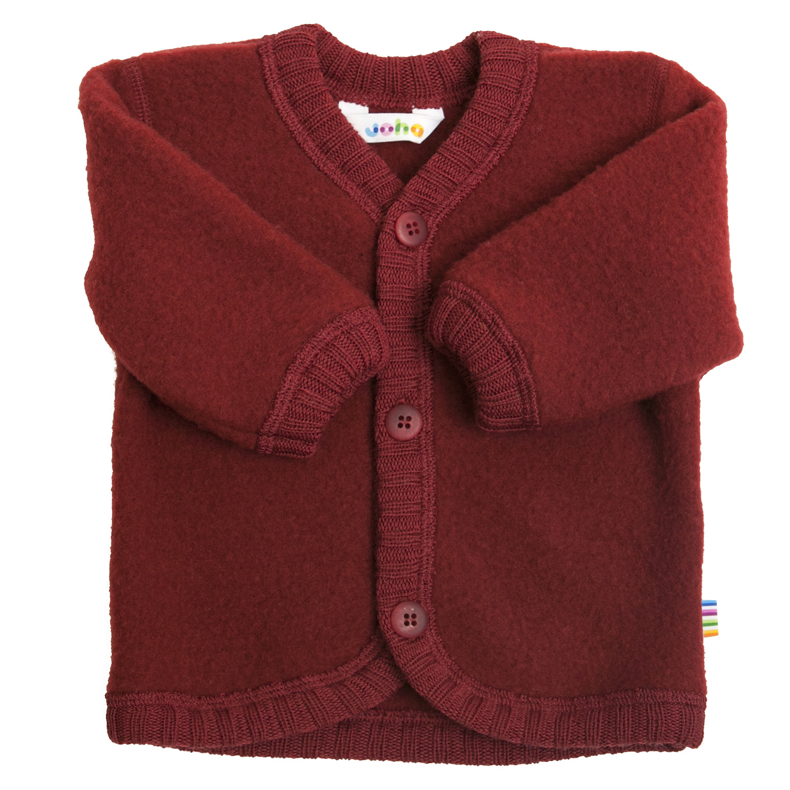 Vest with buttons - wool-fleece-4