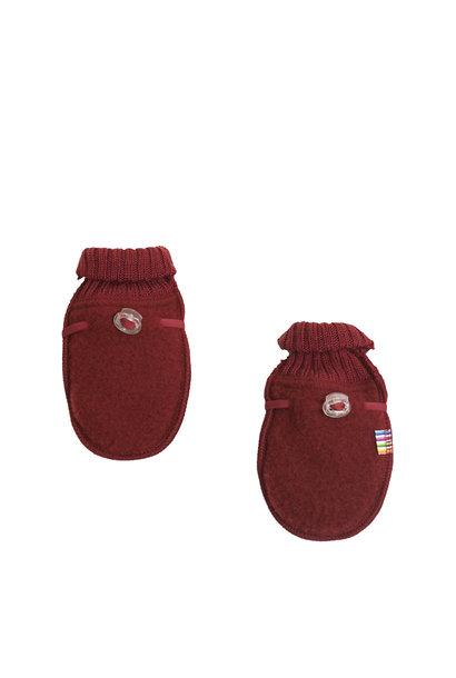 SALE - Baby Mittens - wol fleece