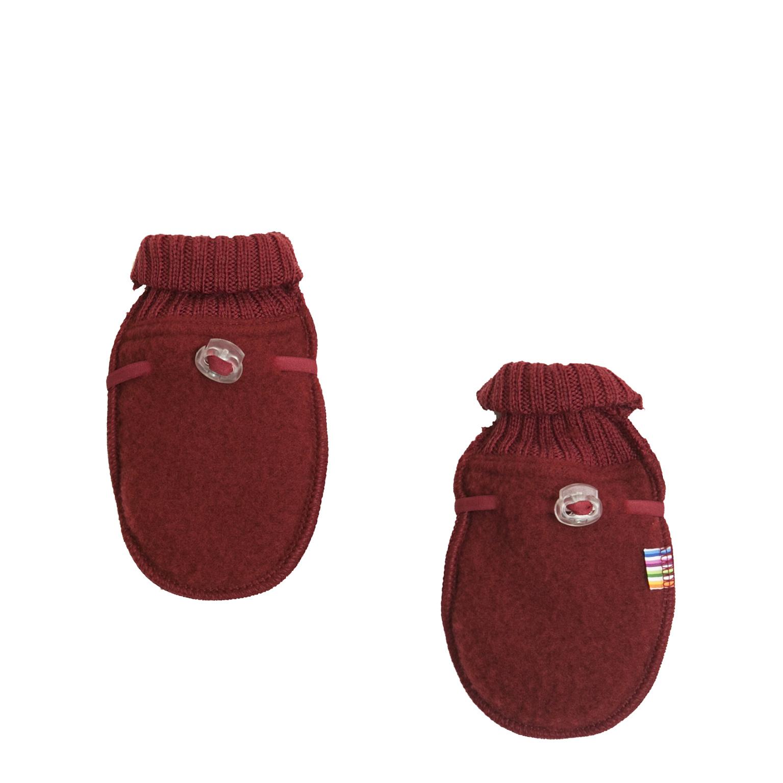 Baby Mittens - wool fleece-2