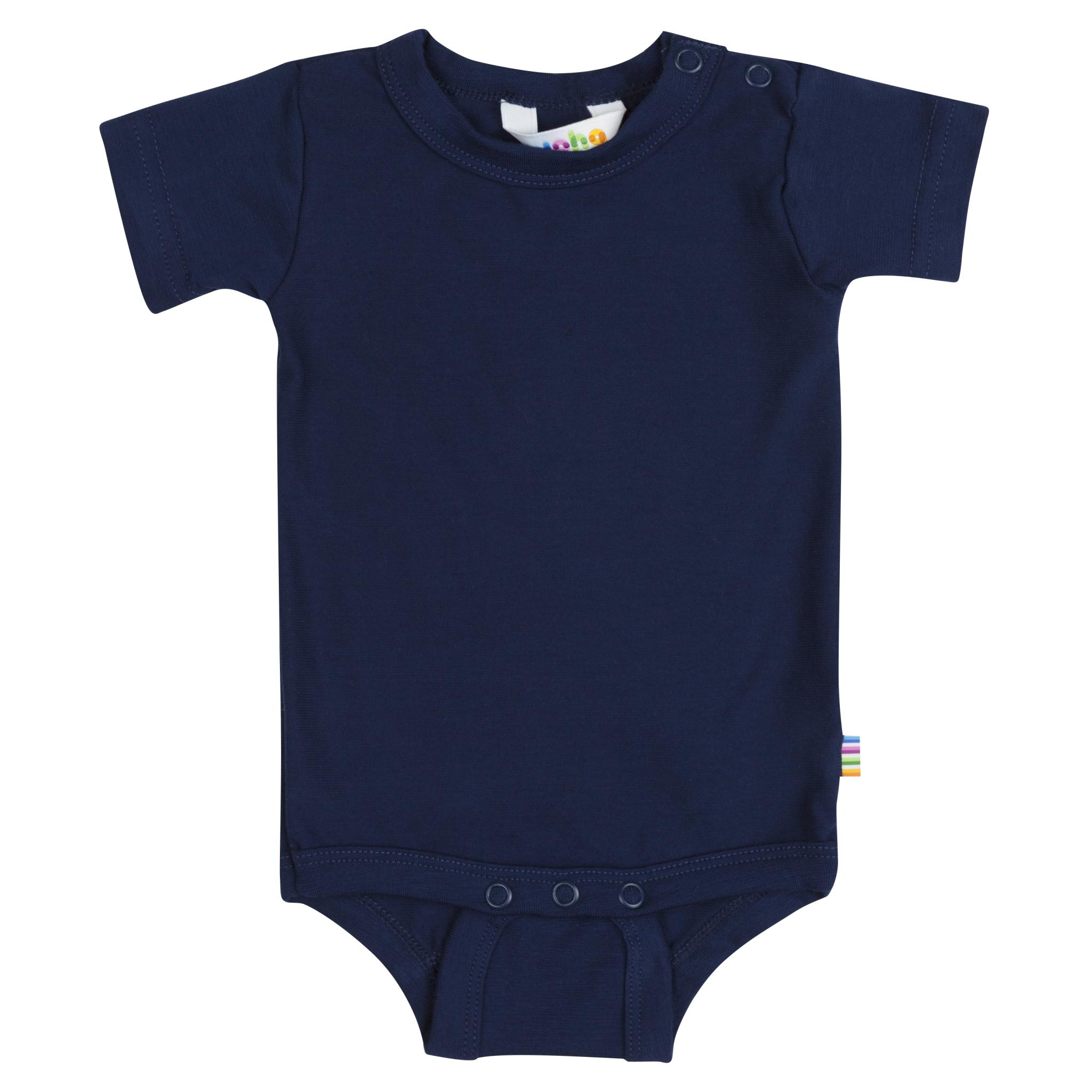 Bodysuit short sleeves - bamboo-1