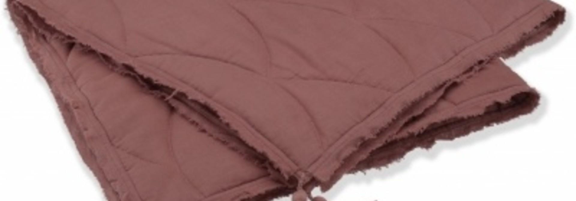 Baby deken mousseline