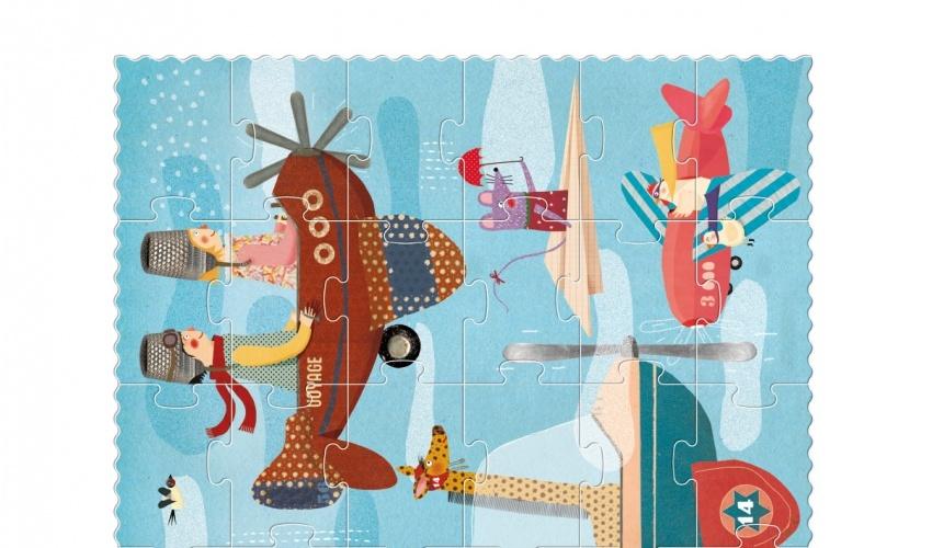 Volare Puzzle-2