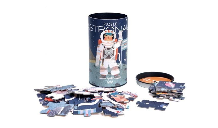 Astronaut Puzzle-3