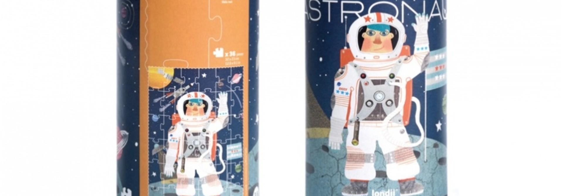 Astronaut Puzzle