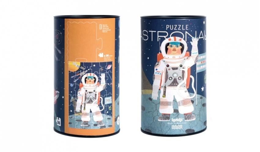 Astronaut Puzzle-1
