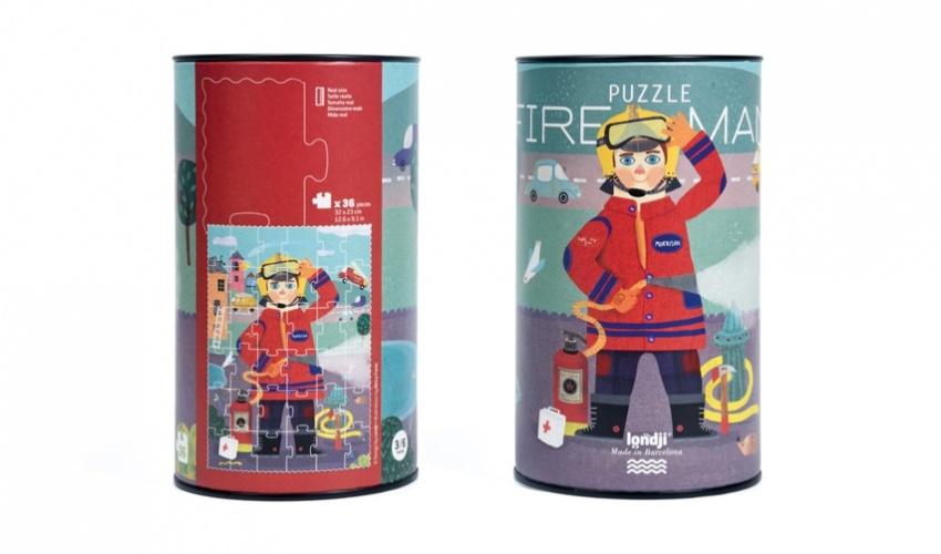 Fireman Puzzle-1