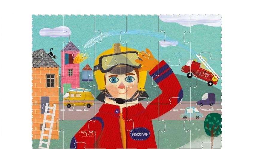 Fireman Puzzle-2