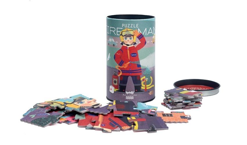 Fireman Puzzle-3