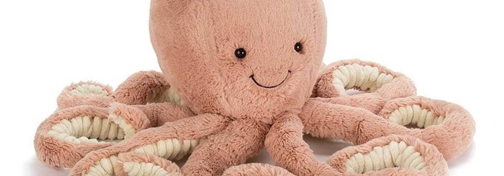 Odell Octopus Really Big
