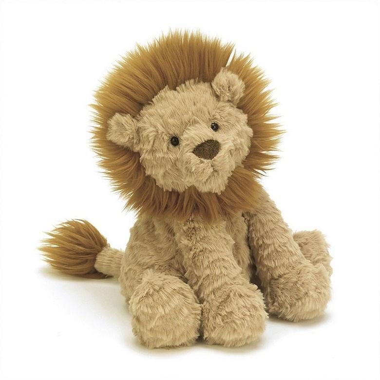 Fuddlewuddle Lion Medium-1