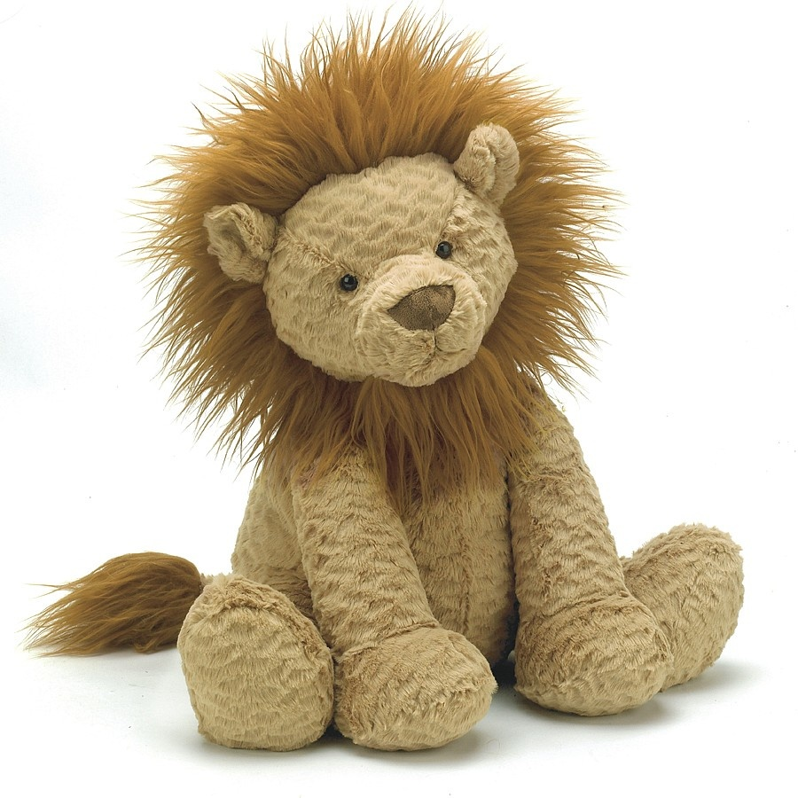 Fuddlewuddle Lion Huge-1