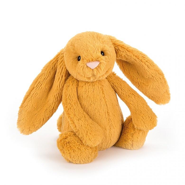 Bashful Saffron Bunny Medium-1