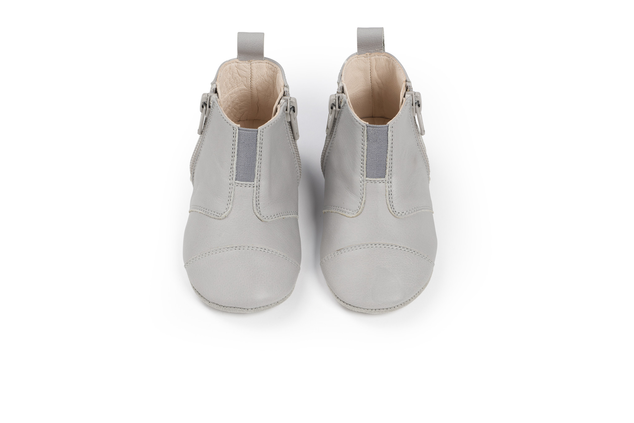 First Steps Shoe - Cloud Grey-1
