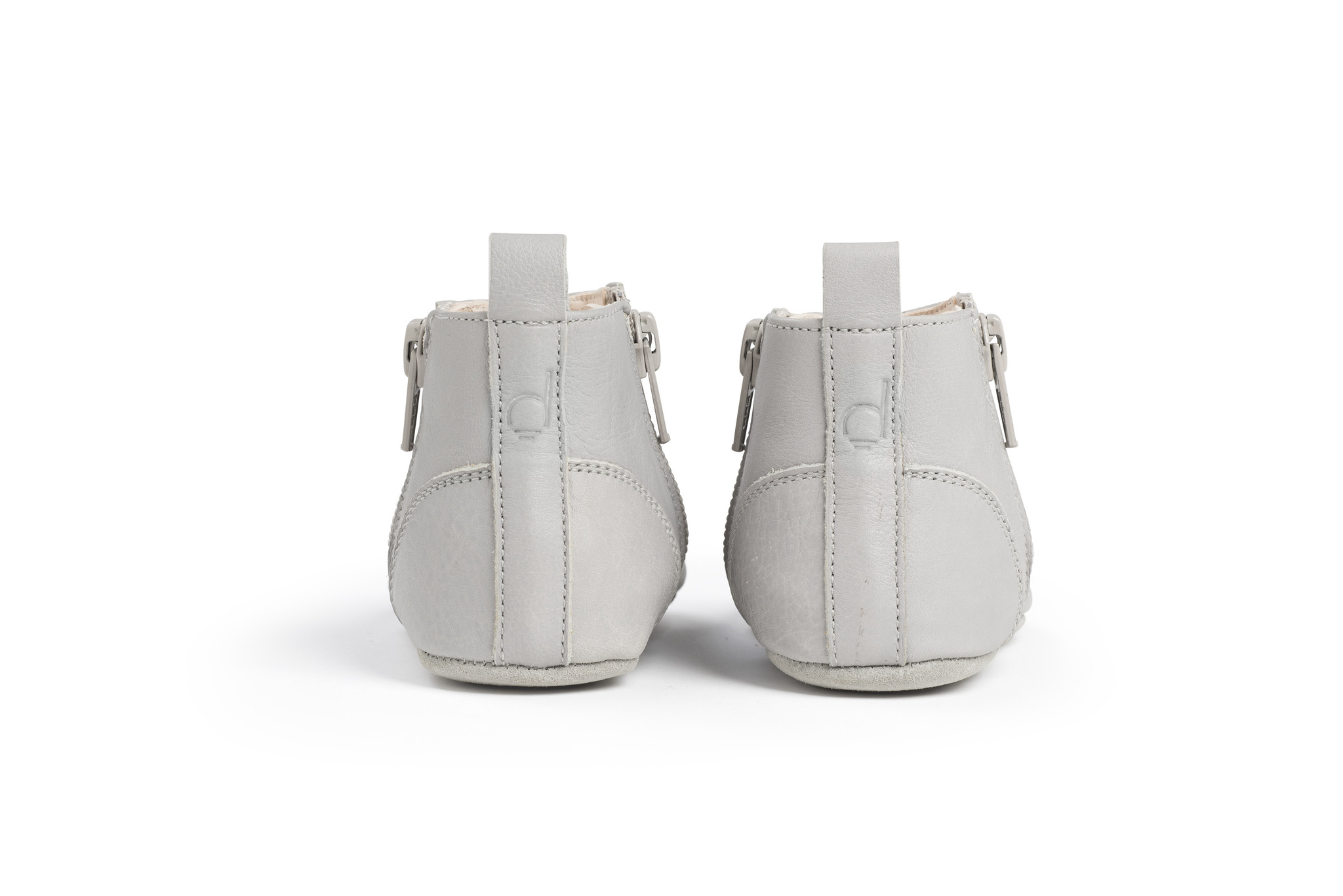 First Steps Shoe - Cloud Grey-2
