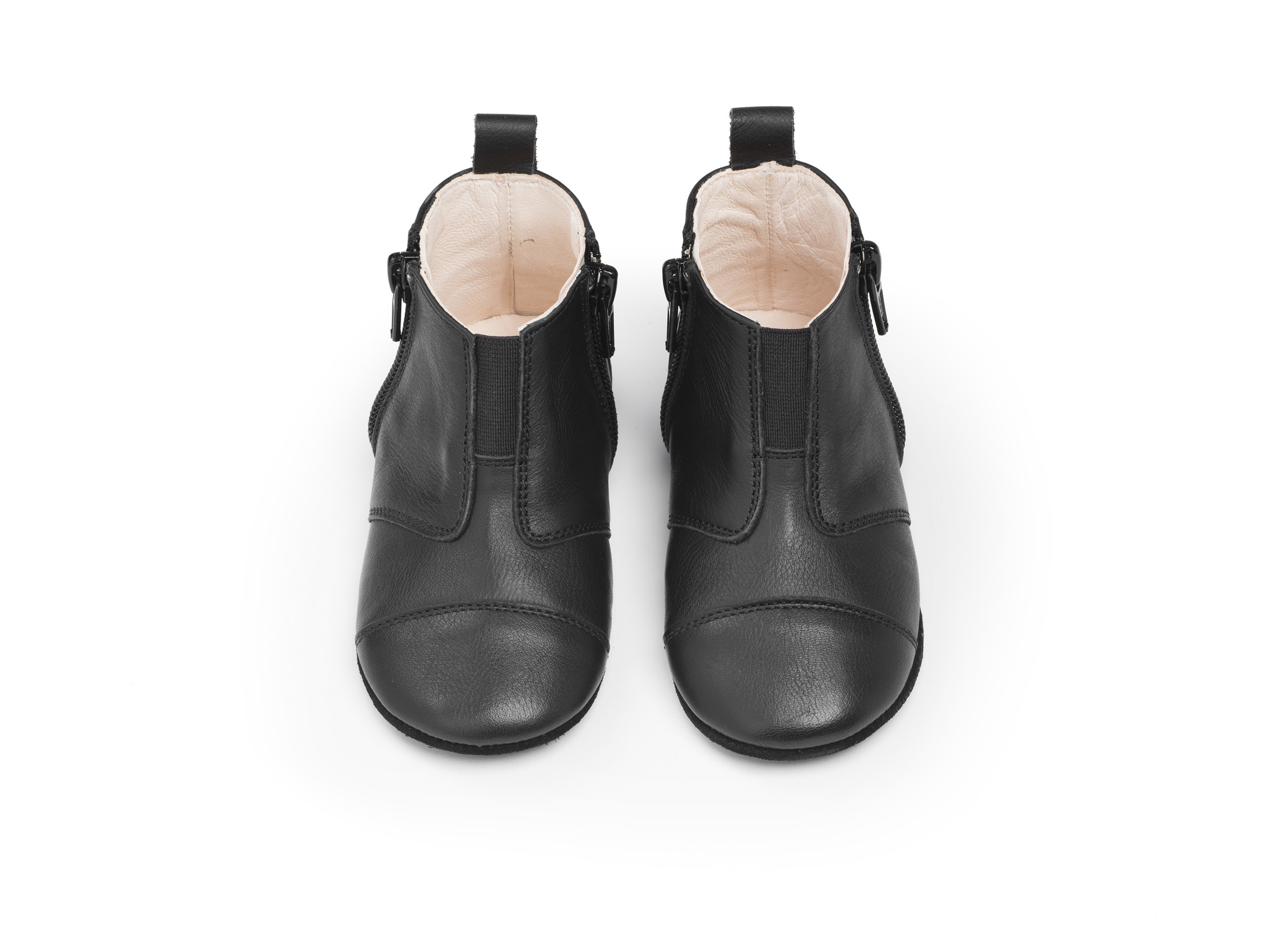 First steps Shoe - Night Black-1