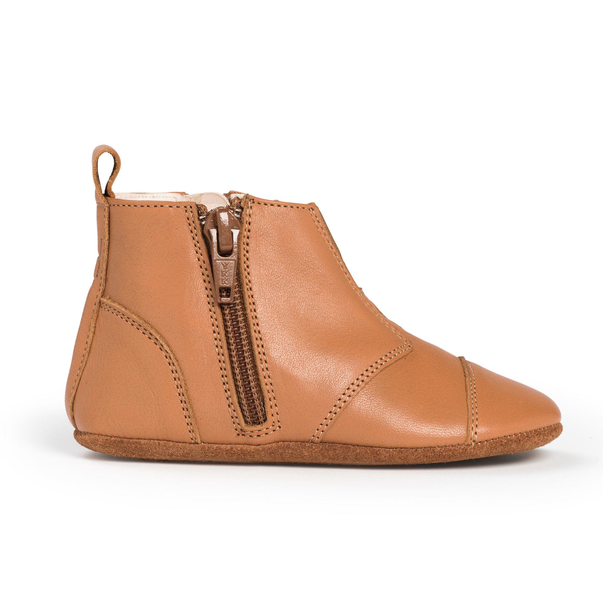 First Steps Shoe - Sunset Cognac-3