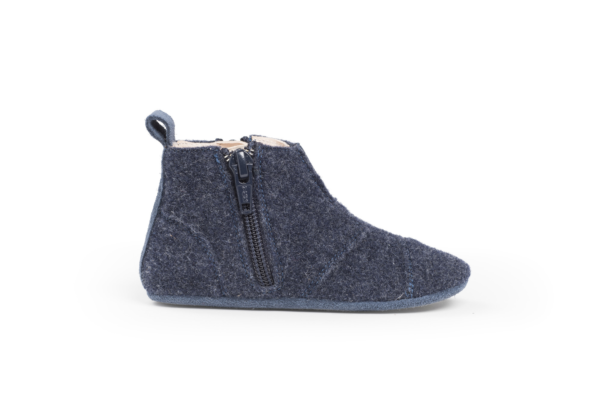 First Steps Shoe - Ocean Blue-3
