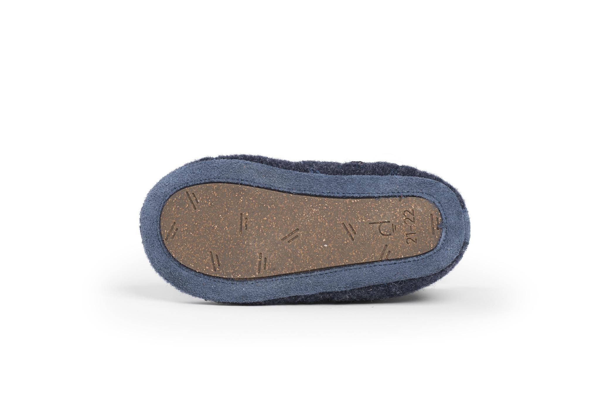 First Steps Shoe - Ocean Blue-4