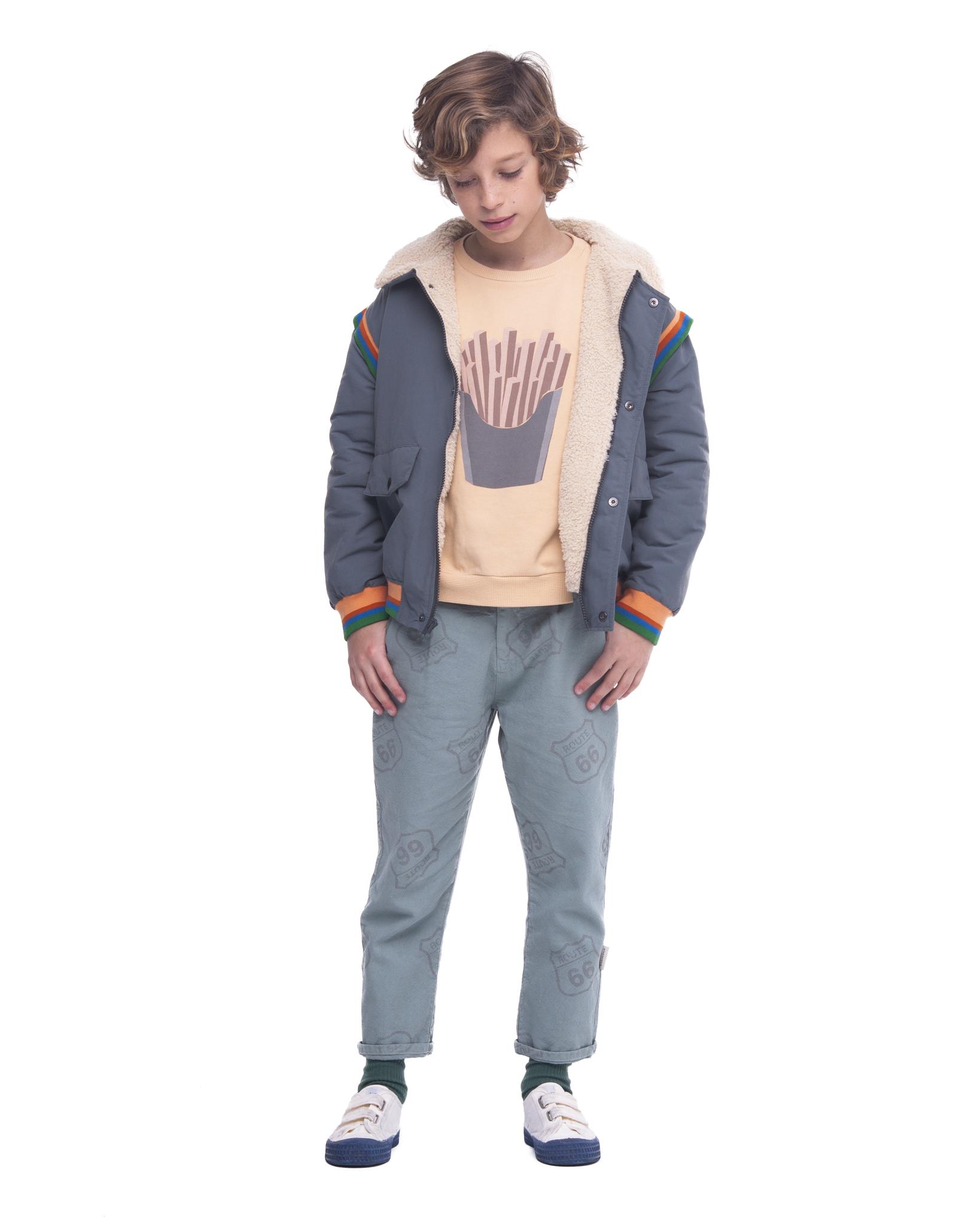 Sweatshirt Fries-4