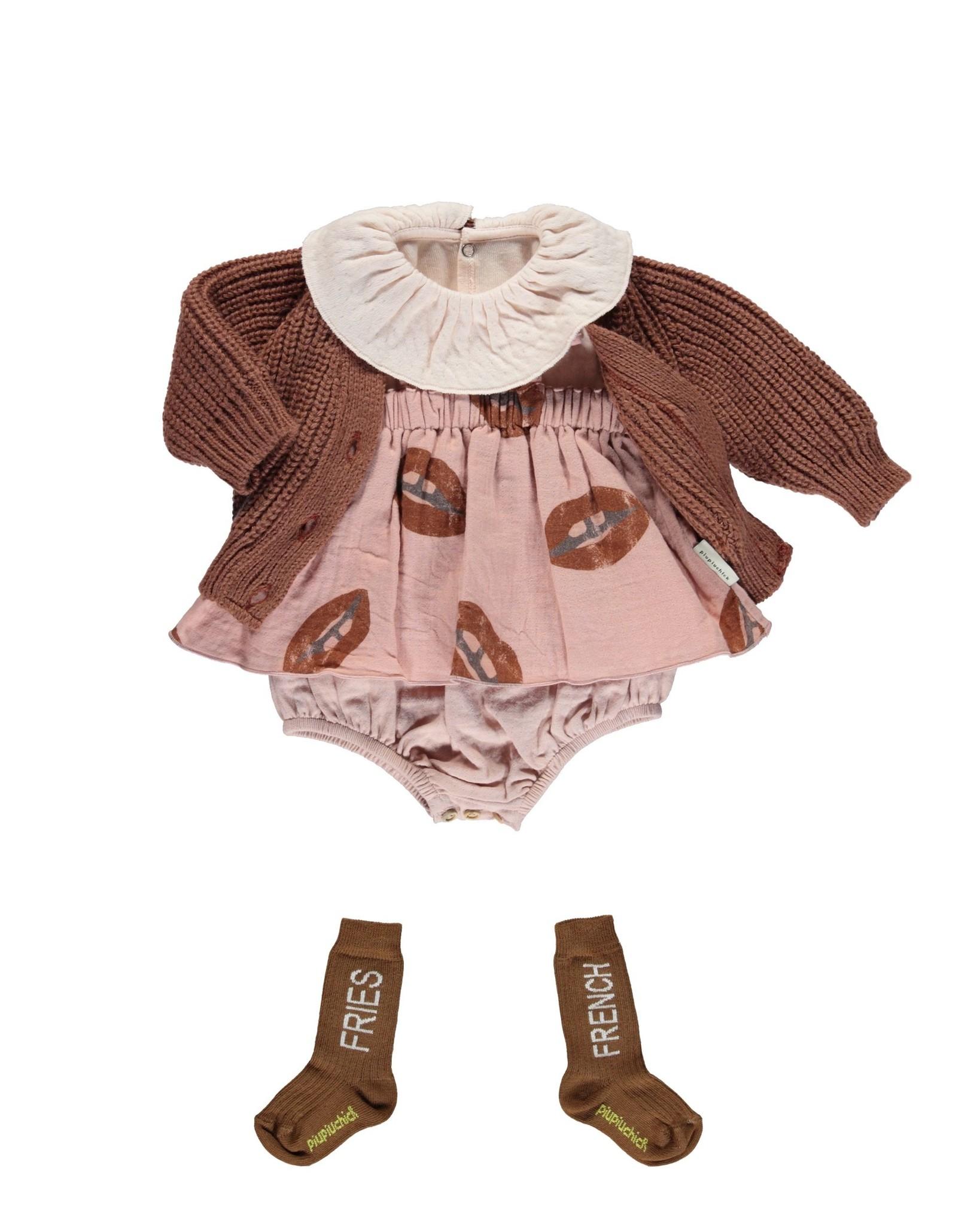Short Skirt pink lips-3