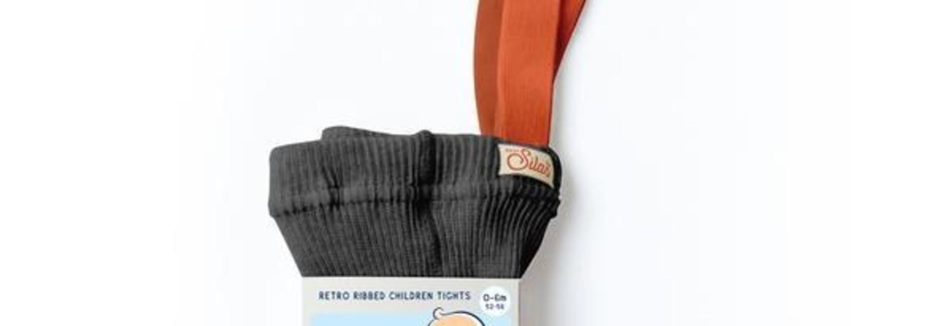 Tights - Grey Orange