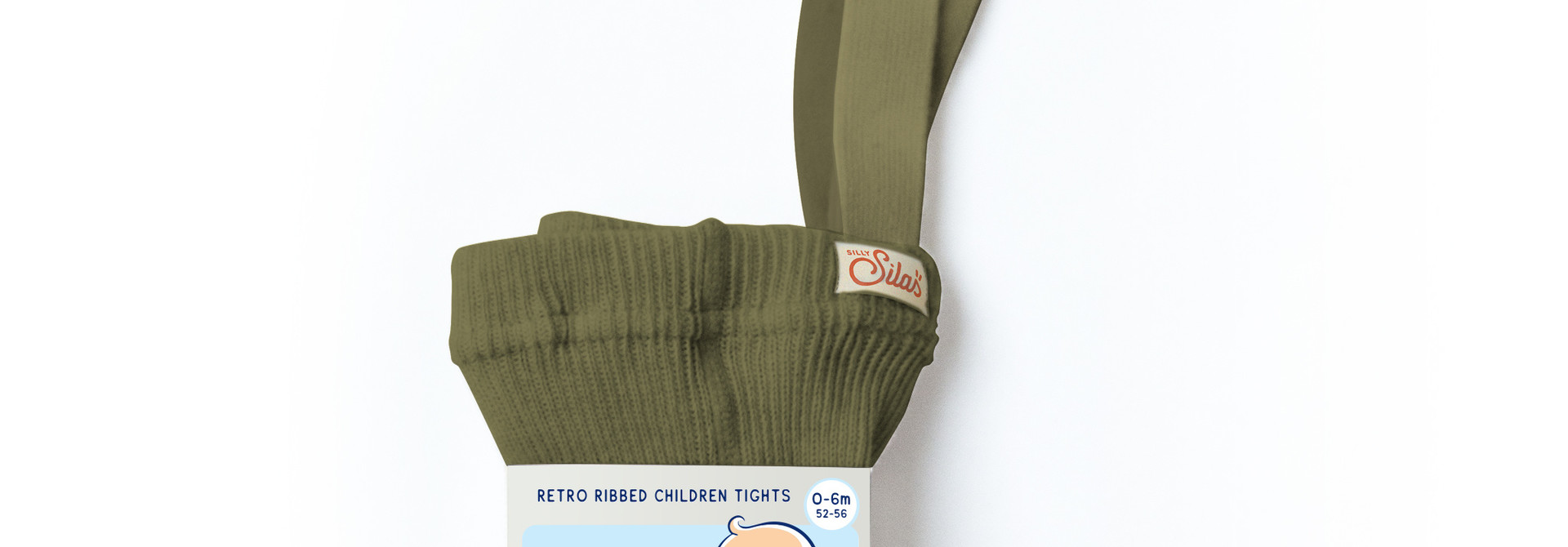 Tights - Olive Green
