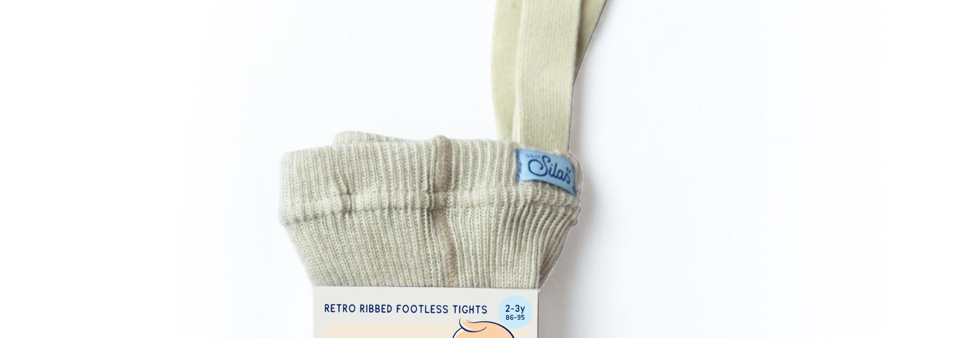Footless Tights - Cream