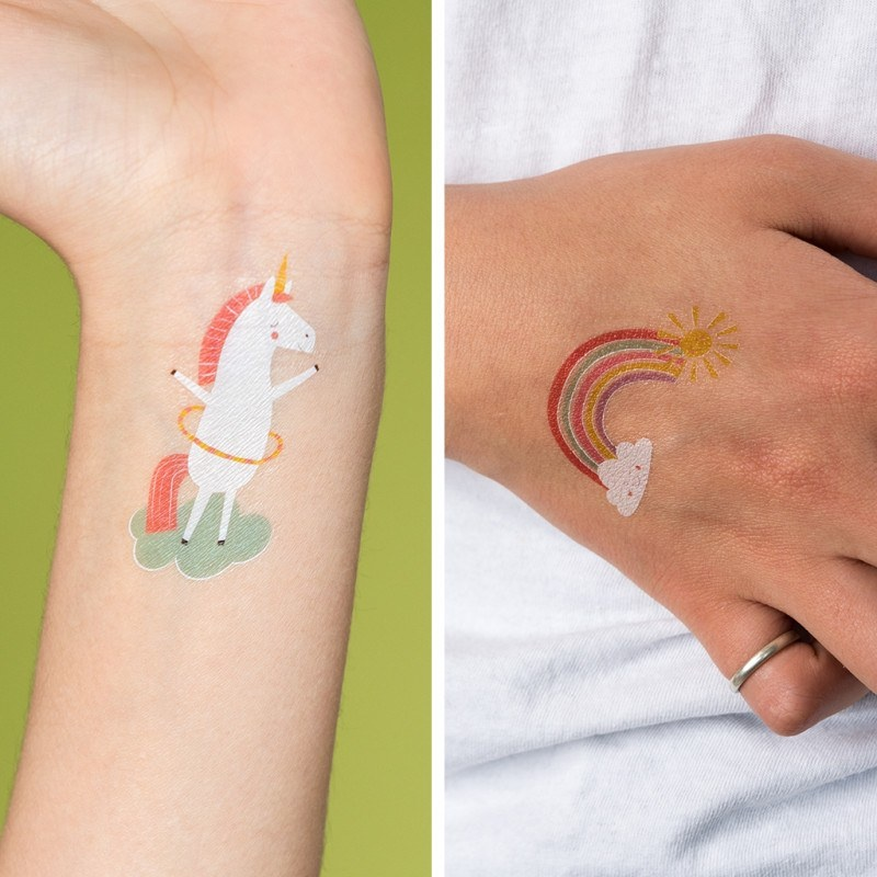 Kids tattoos small-9
