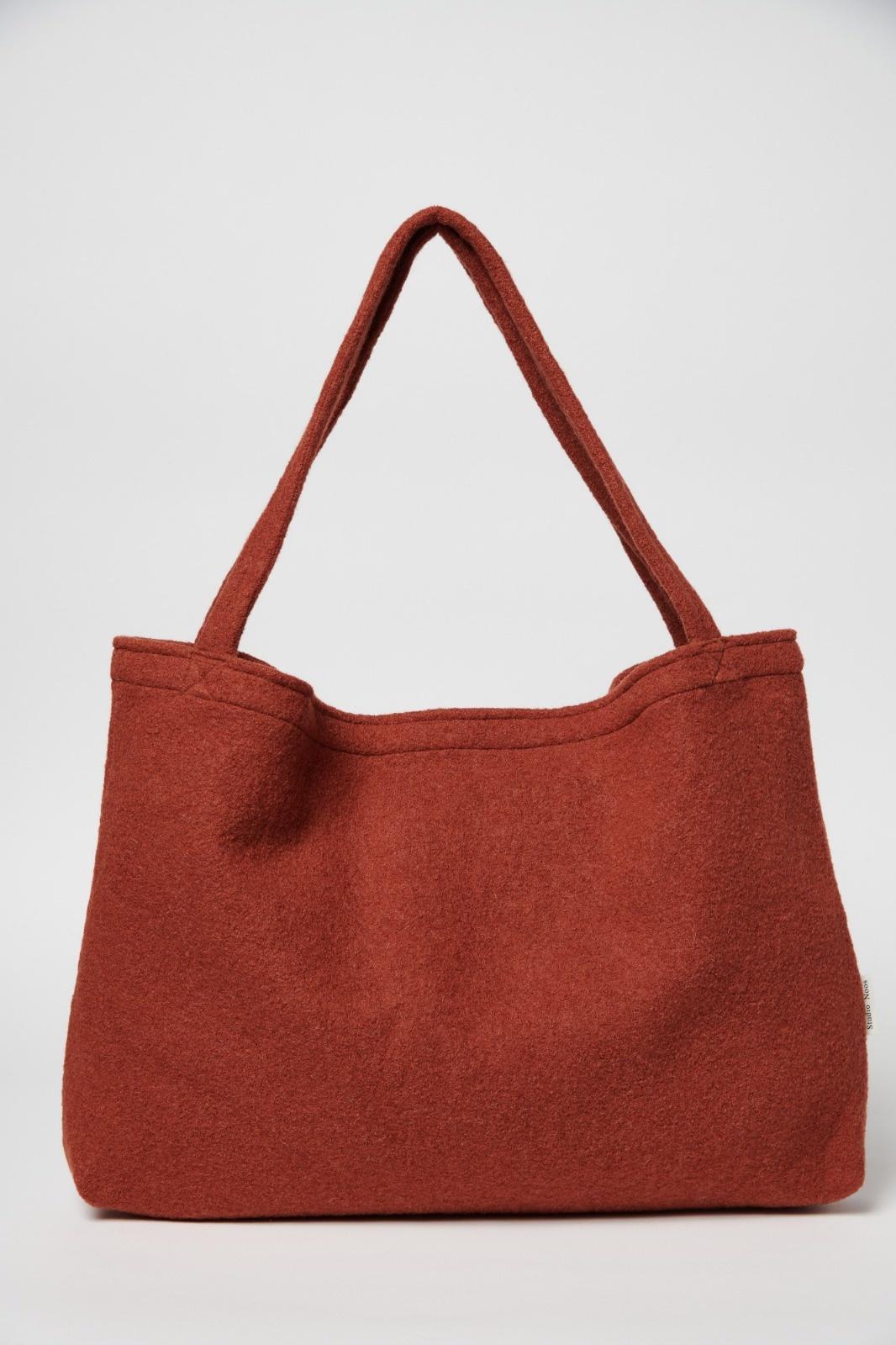 Ginger woolish mom-bag-1