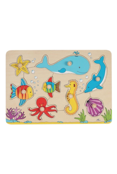 Puzzle fishes